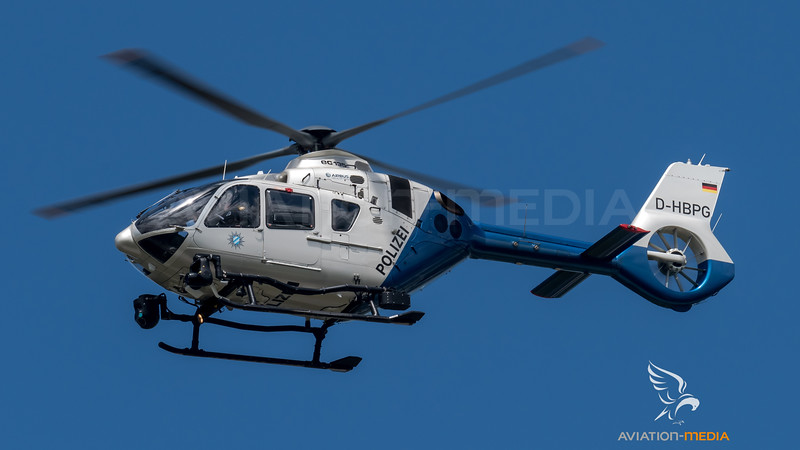 Polizei Bayern / Airbus Helicopters H-135 P2+ / D-HBPG