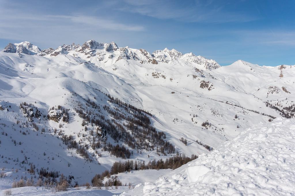 Pistas alpinas