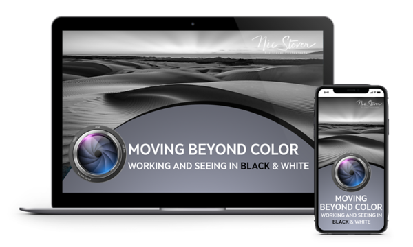 Moving Beyond Color & Working in Black & White