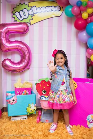 Eliany's 5th Birthday