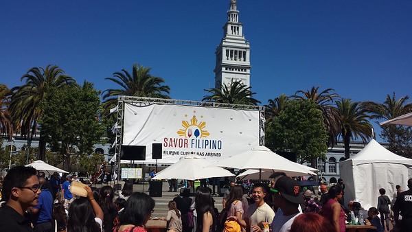 Savor Filipino 2014