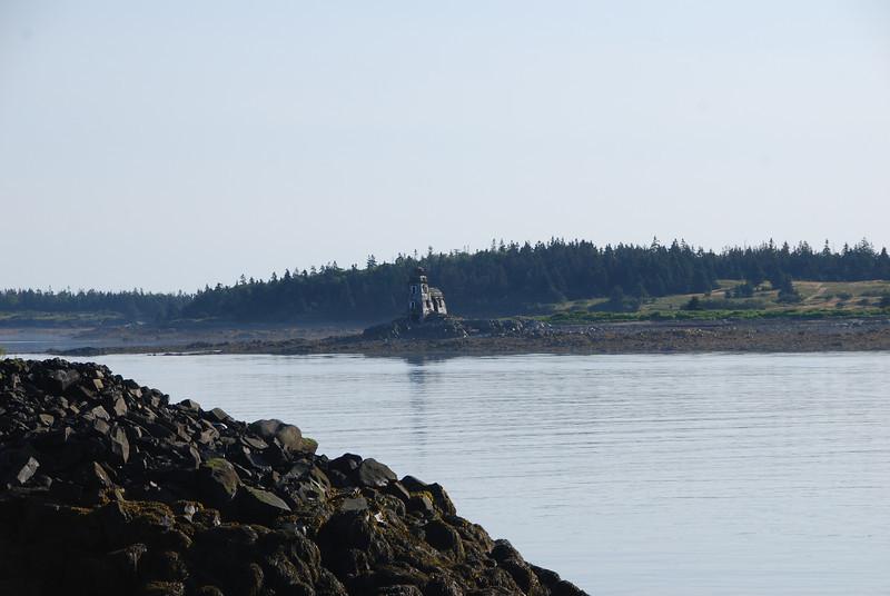 Ross Island Lighthouse - 1