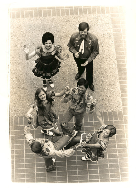 Photo taken by the newspaper photographer to use in the the Contra Costa Times. 1976.