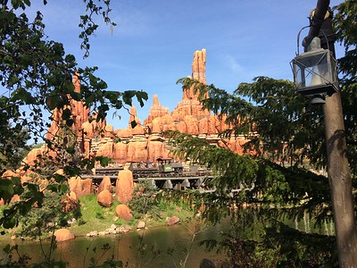 Disneyland Paris - April 2017