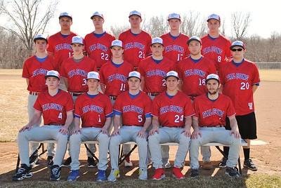 2015 Armstrong Baseball Photo Day