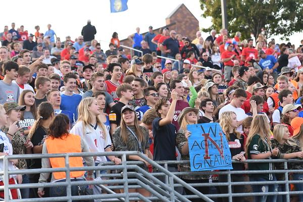 Student Crowd - FB vs Elkhorn