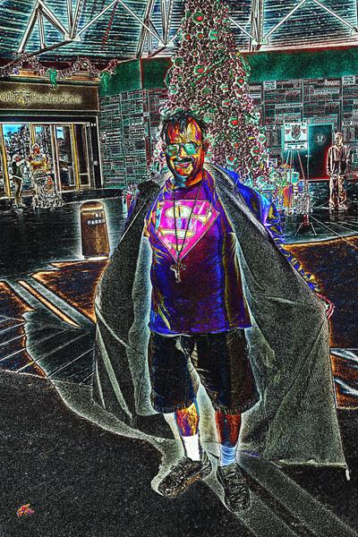 Superman Christmas 2013