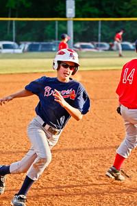 May 6 - 11/12 Braves vs. Cardinals