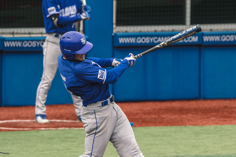 Indiana State baseball takes on Western Illinois at Bob Warn Field on March 110, 2018.