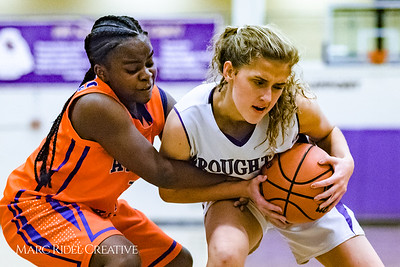 Broughton vs Athens Drive | Girls JV