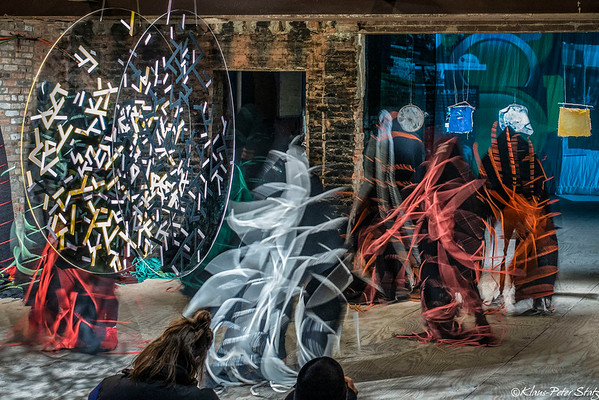Performance Art at the Bellewether March 2019