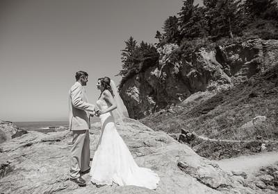 Jill and Mark Wedding
