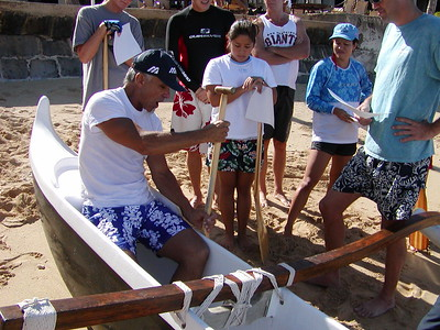 2003 Steering & Rigging Clinic 6-14-2003