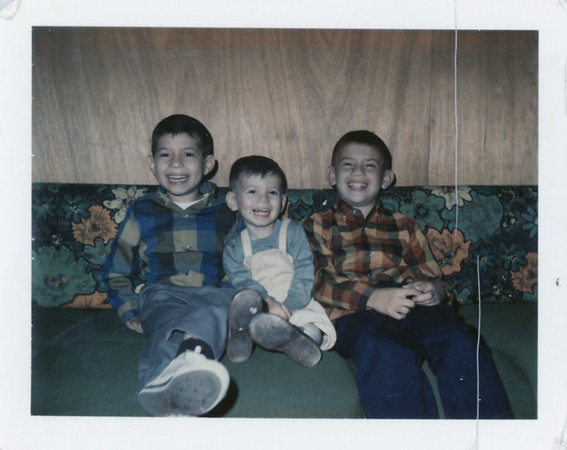 Dave, Rick, and Daniel