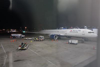 DELTA Trip Through Atlanta to Birmingham