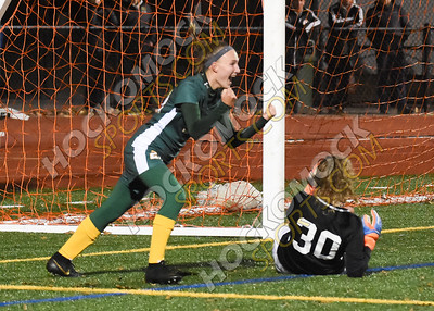King Philip - Hingham Girls Soccer 11-4-19