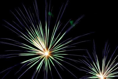 Taylorsville Dayzz ~ Fireworks