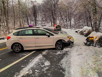 1-20-19 MVA With Injuries, Bear Mountain Bridge Road