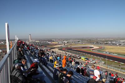 2012 Formula 1 US Grand Prix Austin TX