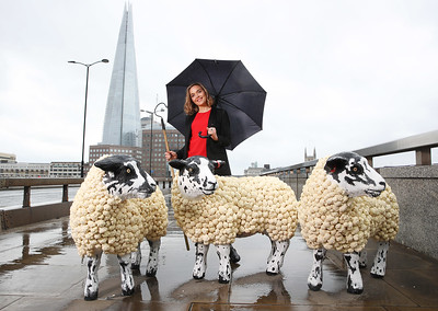 17/6/19 - Victoria Pendleton Launches World Meat Free Week