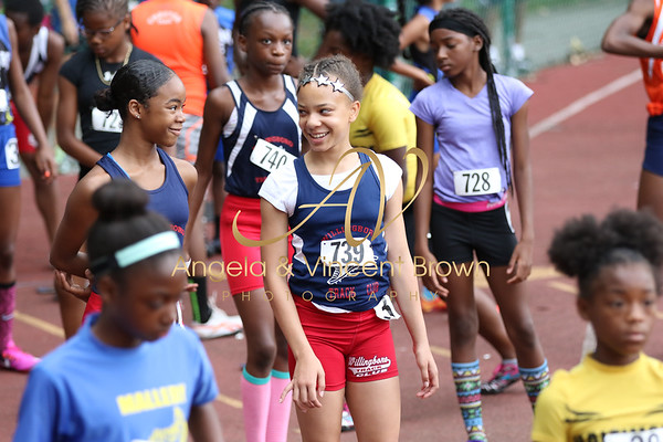 2017 DelElite Inv_Girls 100m