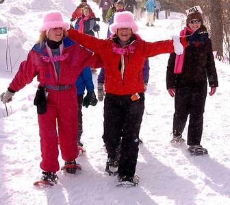 Tubbs Romp to Stomp 2009 Stratton Mountain