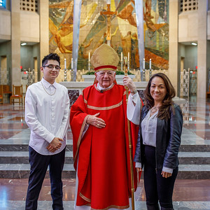 Cathedral Confirmation Mass 190302