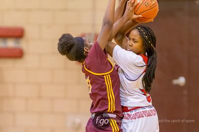 1-22-20 Minneapolis Patrick Henry at Minneapolis Roosevelt Girls Basketball