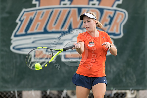 Wheaton College Women's Tennis- action photos