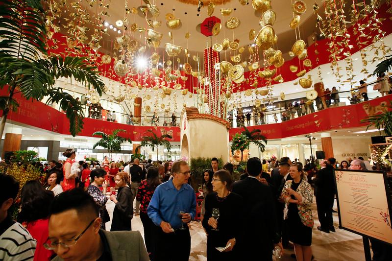 018 South Coast Plaza Lunar New Year Celebration