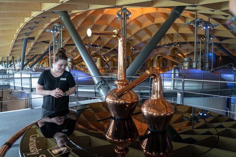 The Macallan Distillery tour