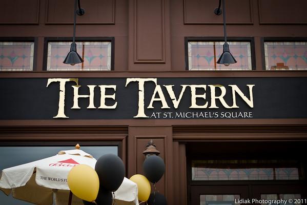 Tavern One Year Anniversary