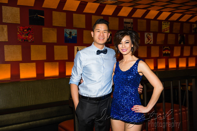 Stefanie Chu-Leong's Birthday at Vinyl Room