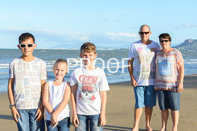 Wregg Family