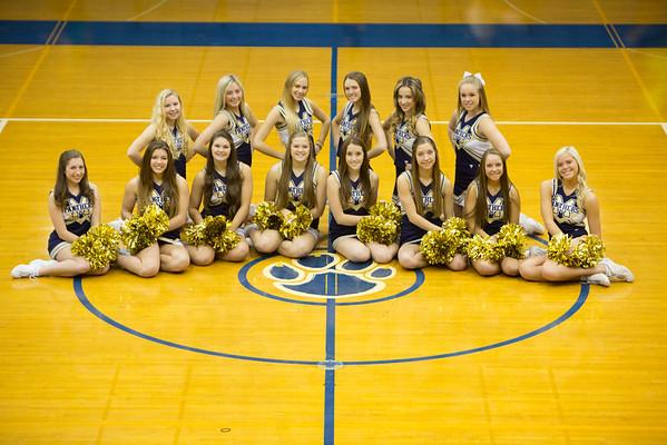 Mead HS Cheerleaders