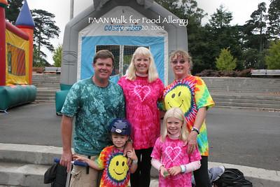 FAAN Walk for Food Allergy 2008