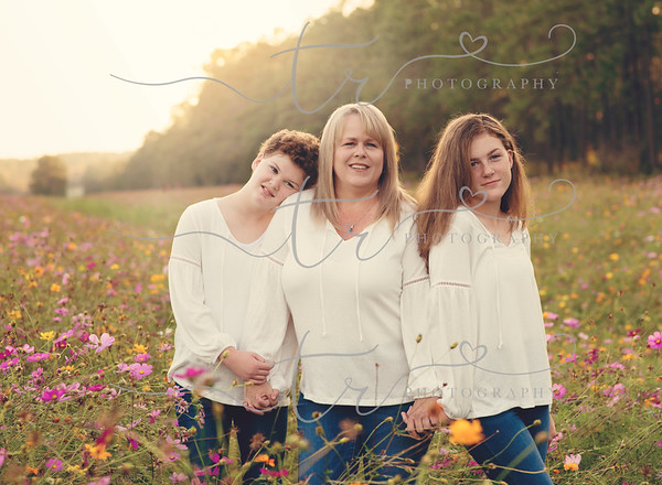 The McNeill Family~Wild Flowers