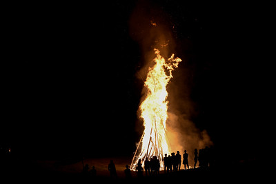Spirit Week - Bonfire
