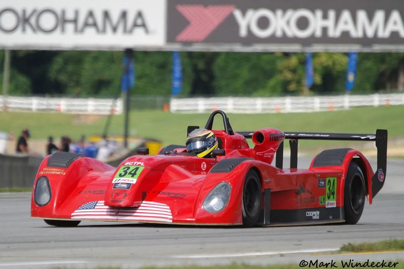5th Jon Brownson(M) Eurosport Racing