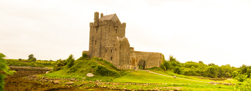 Castle in Country Clare