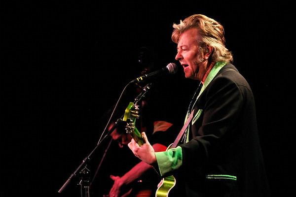 Brian Setzer at the Showbox, 22 Dec 2011
