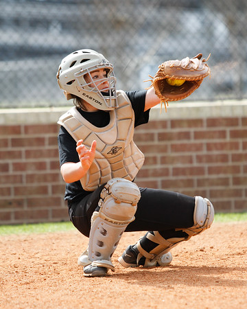 Lady Oiler Softball