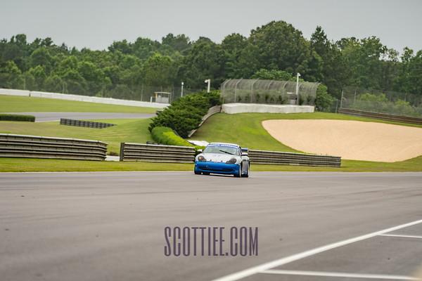 Porsche Blue/Silver 37