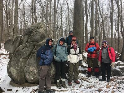 March 4 Saturday Hike