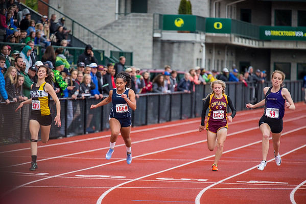 OSAA State Track - Day 1 - 2016