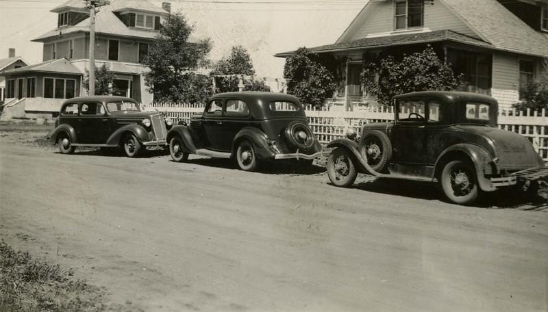 JB293.  Three cars – The Fleet – 1936.jpg