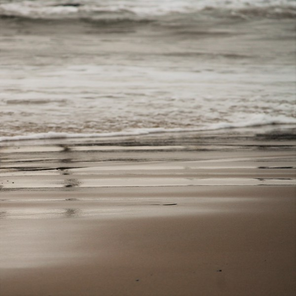 Beach Zen Moment at Rodeo Beach