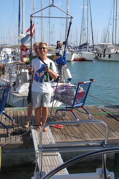 Greece Sail Trip