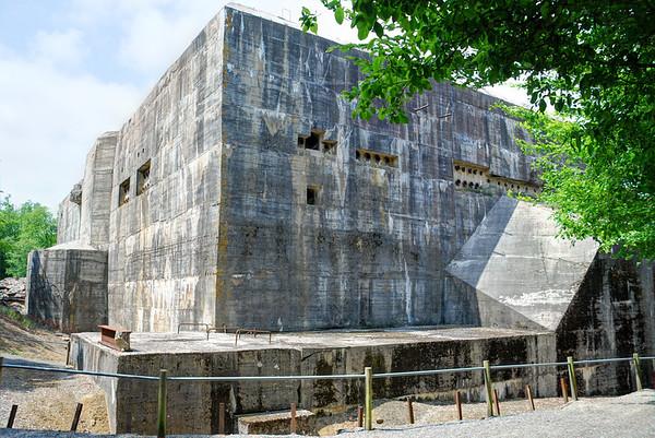 Le Blockhaus De`Eperlecque 2013.