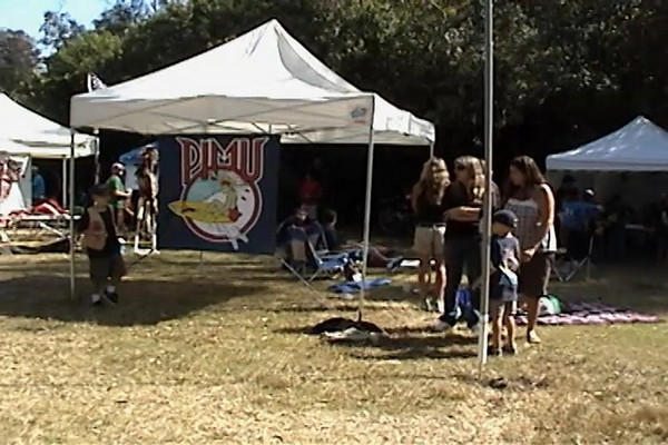 Great Coastal Nation Induction Picnic Fall 2008.  